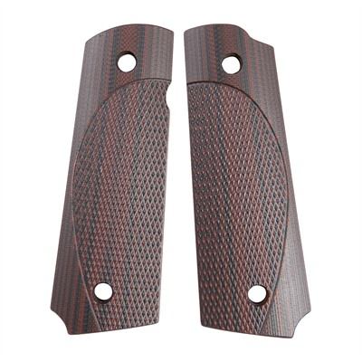Vz Grips 1911  Elite Tactical Carry Grips - Vz Elite Tactical Carry Grips, Black Cherry