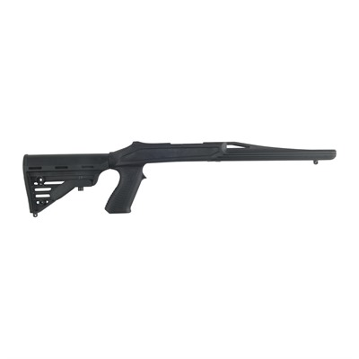 Blackhawk Industries Ruger 10/22 Axiom R/F Stock Lightweight Polymer Blk Online Discount