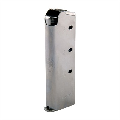 Tripp Research 1911 45acp Cobra Magazines - 1911 7rd Magazine Off