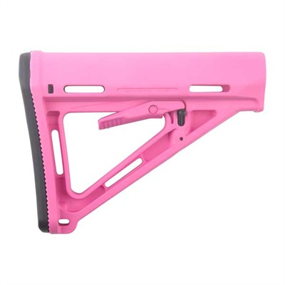 Magpul Ar-15 Moe Stock Collapsible Mil-Spec - Ar-15 Moe Stock Collapsible Mil-Spec Pink
