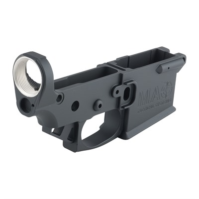 Ar-15/M16 Mg-G4 Lower Receiver - Lightweight Gen 4 Ar15 Lower, Black