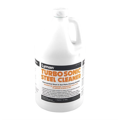 Turbo Sonic Power Professional Ultrasonic Cleaner - Turbosonic Steel Cleaner, 1 Gallon