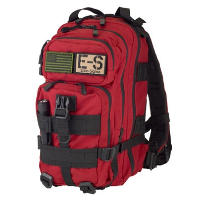 Get Home Bag - Emergency Get Home Bag, Red