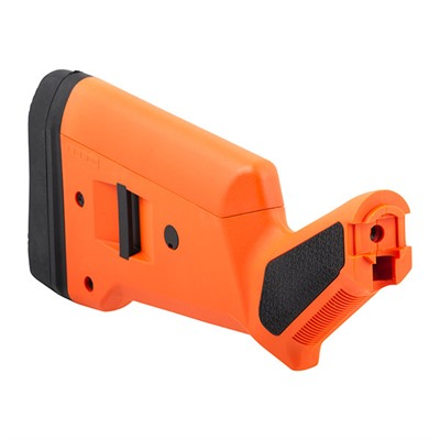 Magpul Shotgun Sga Buttstocks - Mossberg 500/590 Sga Buttstock, Orange