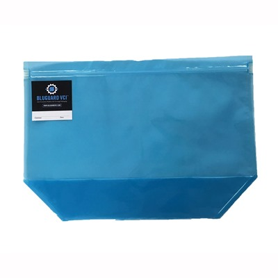 Ammo Can Liners - 50 Caliber Ammo Can Liner Polymer Clear Blue