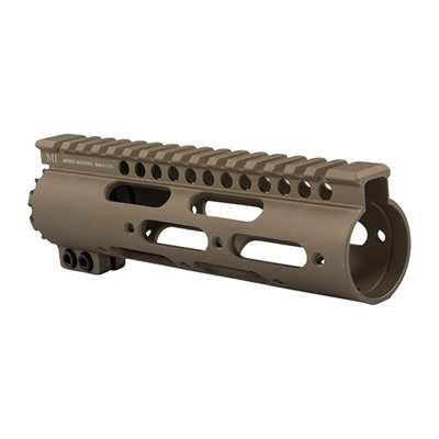 Ar-15/M16 Gen Ii Ss Series Handguard, Flat Dark Earth