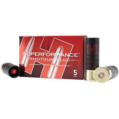 Superformance Shotgun Slugs - Hornady Ammo 20 Ga Slug 250 Gr Monoflex Spf