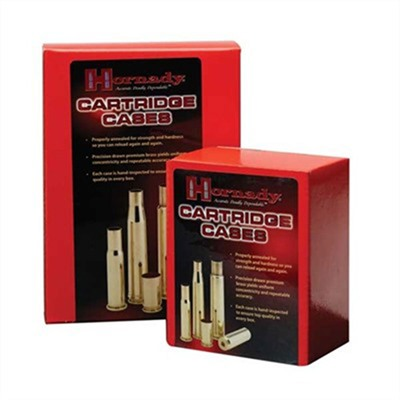Hornady 338 Winchester Magnum Brass Case - 338 Win Mag Brass 50/Box