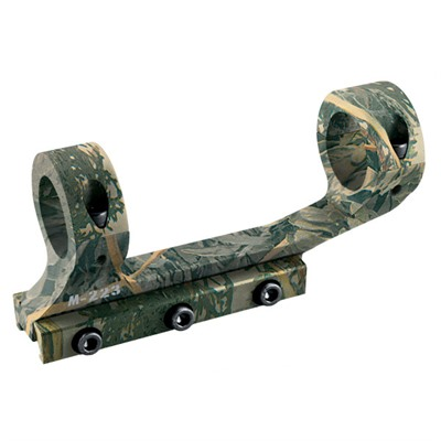 Ar-15/M16 M-223 Scope Mount - Ar Style Mount Realtree Max-1