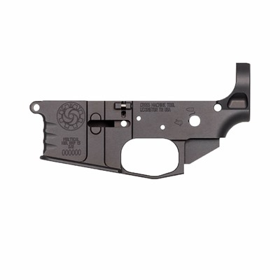 Ar-15 Stripped Billet Lower Receiver - Billet Lower Receiver