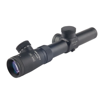 Hi-Lux Cmr4-Ak762 1-4x24mm Riflescopes