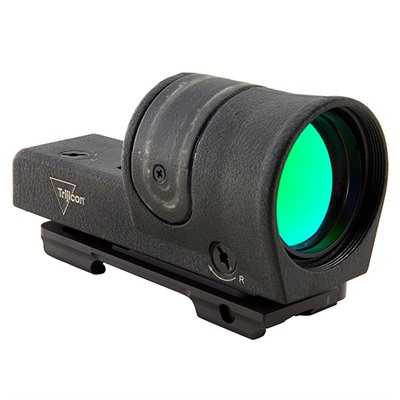 1x42mm Reflex Sights - Rx34-23 42mm Reflex 4.5 Moa Dot W/A.R.M.S #15 Mount