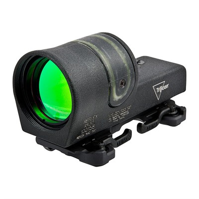1x42mm Reflex Sights - Rx30-23 42mm Reflex 6.5 Moa Dot W/A.R.M.S. #15 Mount