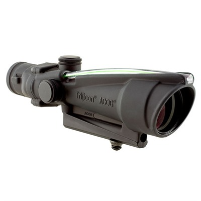 Trijicon Acog 3.5x35mm Rifle Scopes 3.5x35 Green Donut .223 Bac Reticle Online Discount