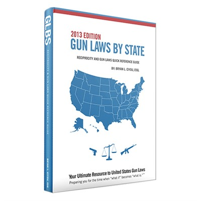 Gun Laws By State Book