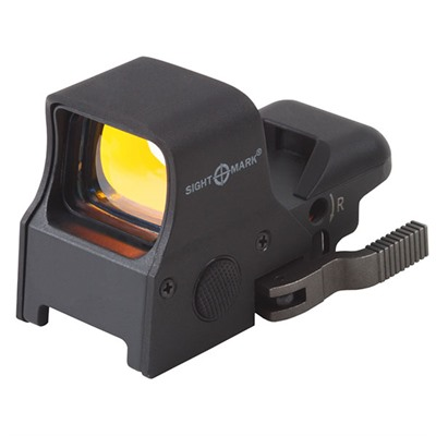 Sightmark Ultra Shot Qd Reflex Sight - Ultra Shot Qd Sight W/Digital Switch