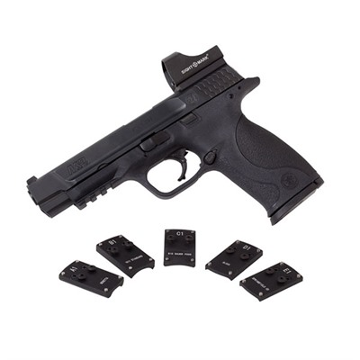 Mini Shot Pistol Mounts - Mini Shot Pistol Mount S&W M&P