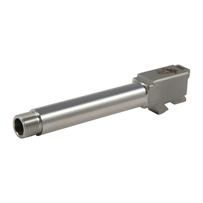 Threaded Barrel For Glock® - Glock 19 Threaded Barrel Ss