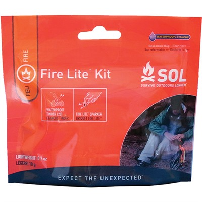 Adventure Medical Kits Sol Fire Lite Kit