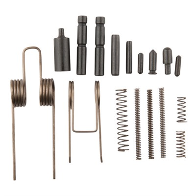 Ar-15/M16 Lower Spring Kit - Ar-15 Lower Pin & Spring Kit