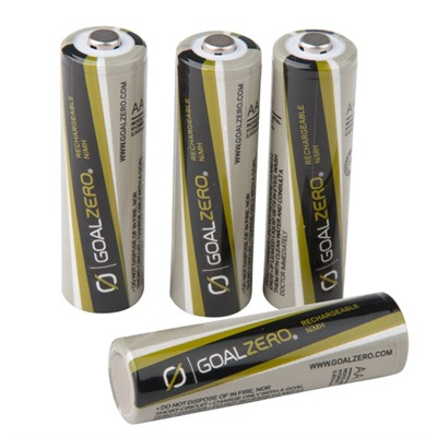 Rechargable Aa Batteries - 4x Rechargeable Aa Batteries