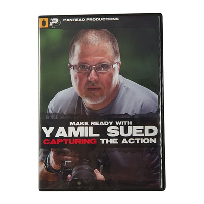 Make Ready With Yamil Sued: Capturing The Action Dvd
