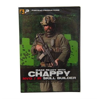 Make Ready With Chappy: Nvg / Ir Skill Builder Dvd