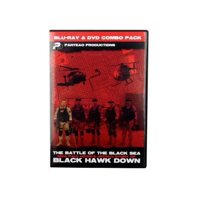 The Battle Of The Black Sea Blu-Ray/Dvd Combo