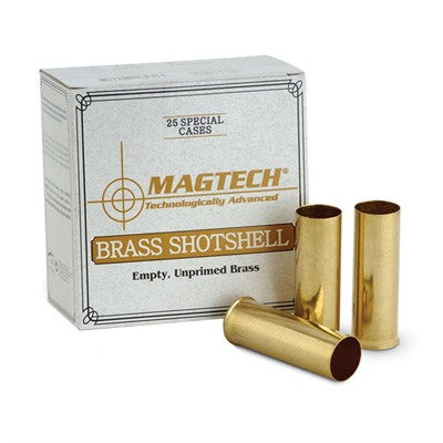 Magtech Ammunition Shotshell Brass - 28 Gauge Brass Shotshells