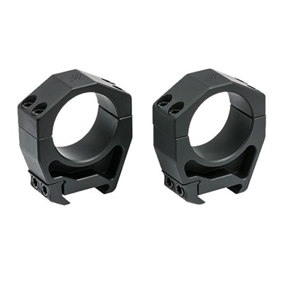 Vortex Precision Matched Riflescope Rings - 35mm 1.26