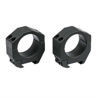 Vortex Precision Matched Riflescope Rings - 34mm 1.00