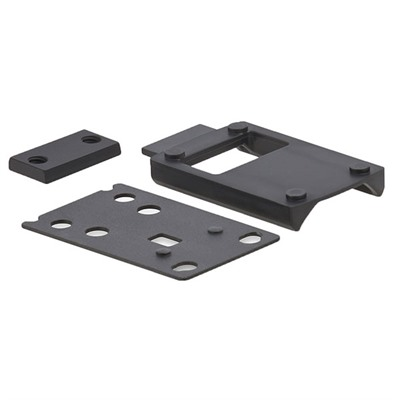 Razor Red Dot Handgun Mounts - Low Dovetail Mount For Smith & Wesson M&P