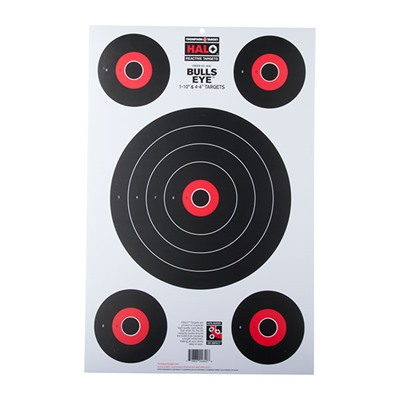 Clip & Shoot? All-In-One Target Stand And Halo Reactive Targets
