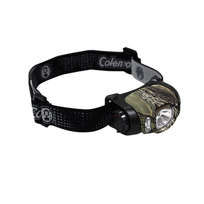 Multi-Color Led Headlamp With Reatree? Ap Camo