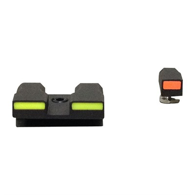 Sight Sets For Glock Orange Front Green Rear U.S.A. & Canada