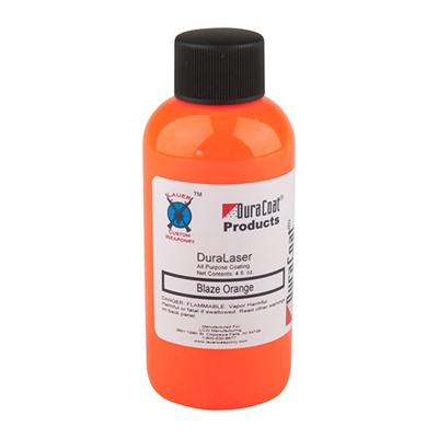 Duralaser Fluorescent Colors - Duralaser 2oz Blaze Orange