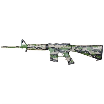 Lauer Custom Weaponry Camopak Plus (Camopak, Template And Dvd Package) - Adv. Tiger Stripe