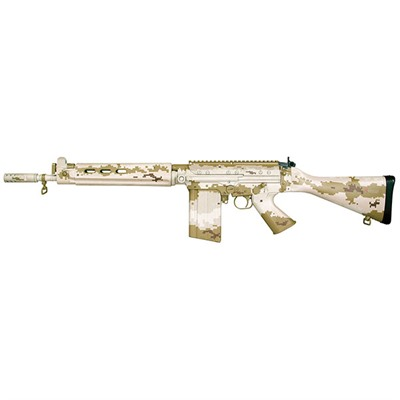 Lauer Custom Weaponry Camopak Plus (Camopak, Template And Dvd Package) - Desert Mf