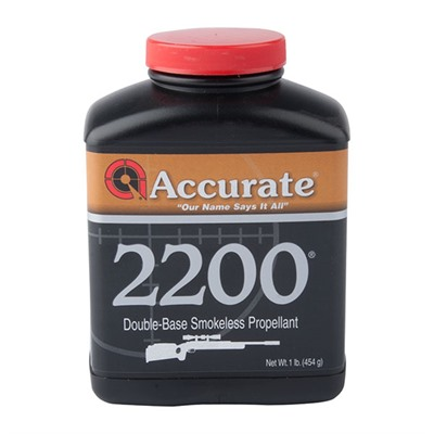 Accurate 2200 Powder