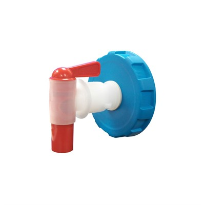 Stackable Water And Food Storage Containers - Ventless Water Spigot Assembly