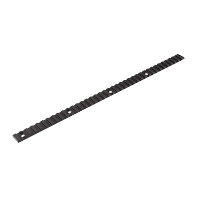 Ar-15 Picatinny Direct Thread Top Rail Aluminum - Direct Thread Top Rail Picatinny Aluminum Black 15