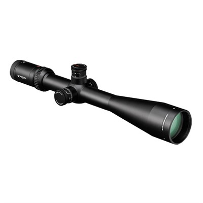 Vortex Optics Viper Hst 6-24x50mm Scope - 6-24x50mm Vmr-1 Mrad Matte Black