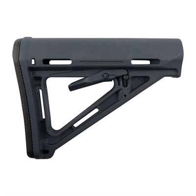 Magpul Ar-15 Moe Stock Collapsible Mil-Spec - Ar-15 Moe Stock Collapsible Mil-Spec Gray