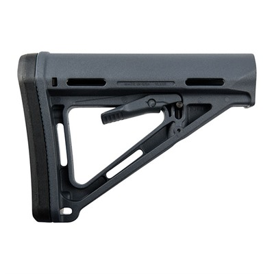 Ar 15/M16 Moe Buttstock Commerical Moe Buttstock Gray U.S.A. & Canada