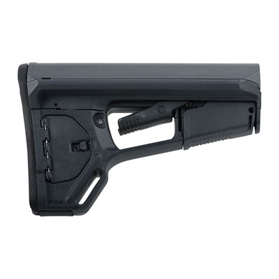 Magpul Ar-15 Acs-L Stock Collapsible Mil-Spec - Ar-15 Acs-L Stock Collapsible Mil-Spec Gray