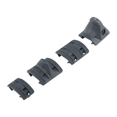 Magpul Ar-15 Direct Thread Xtm Handstop Kit Polymer - Direct Thread Xtm Handstop Kit Polymer Gray