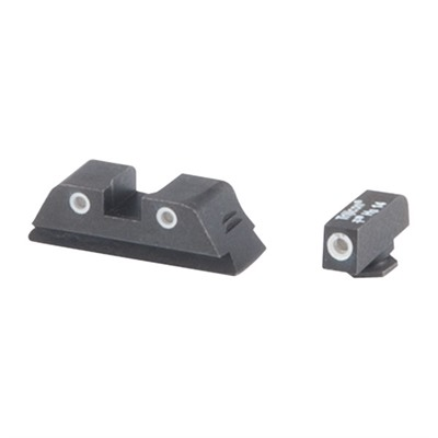 Classic Night Sight Sets For Glock® - Fits Glock 20, 21, 29, 30