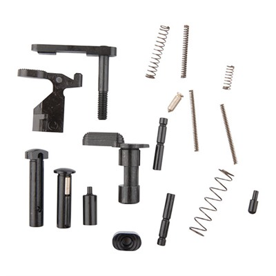 Cmmg 100-014-538 Ar-15 Lower Gunbuilder's Lower Parts Kit
