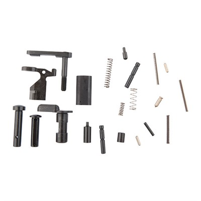 Ar-15 California Lower Gunbuilder's Lower Parts Kit - Ar-15 Gunbuilder's Lower Parts Kit For Califor