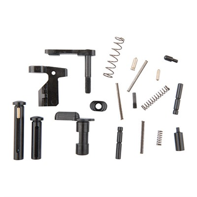 308 Ar Lower Gunbuilder's Lower Parts Kit - 308 Ar Gunbuilder's Lower Parts Kit